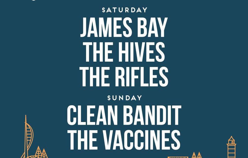 Victorious Festival: First Release 2019