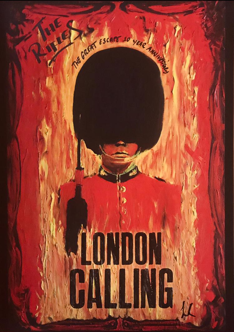 The Rifle Man – London Calling