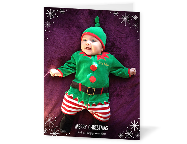 i mainly used it for sending postcards but when i found out you could make greeting cards i decided to make our - When To Send Christmas Cards
