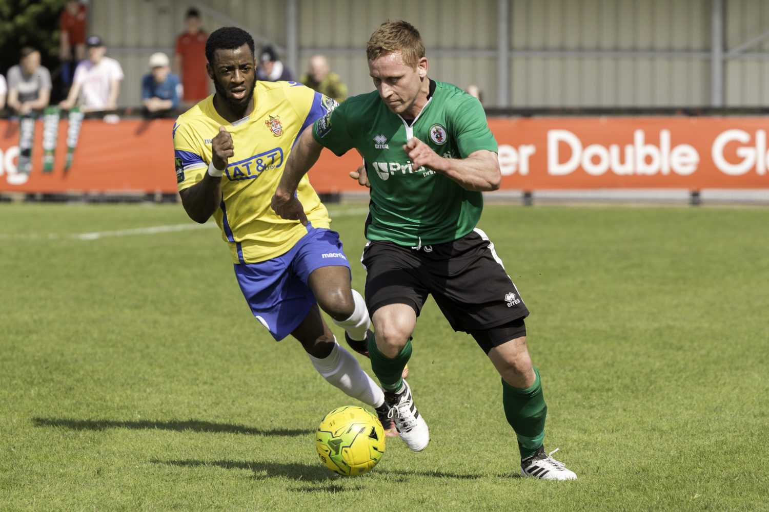 Highlights: BHTFC 1 Staines Town 1