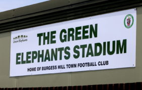 Hillians Drawn At Home To Folkestone