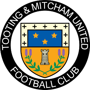 Tooting & MItcham United Logo