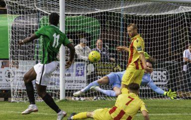 Highlights: BHTFC 1 Enfield Town 6
