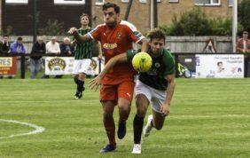 Gallery: Folkestone – FA Cup (H)