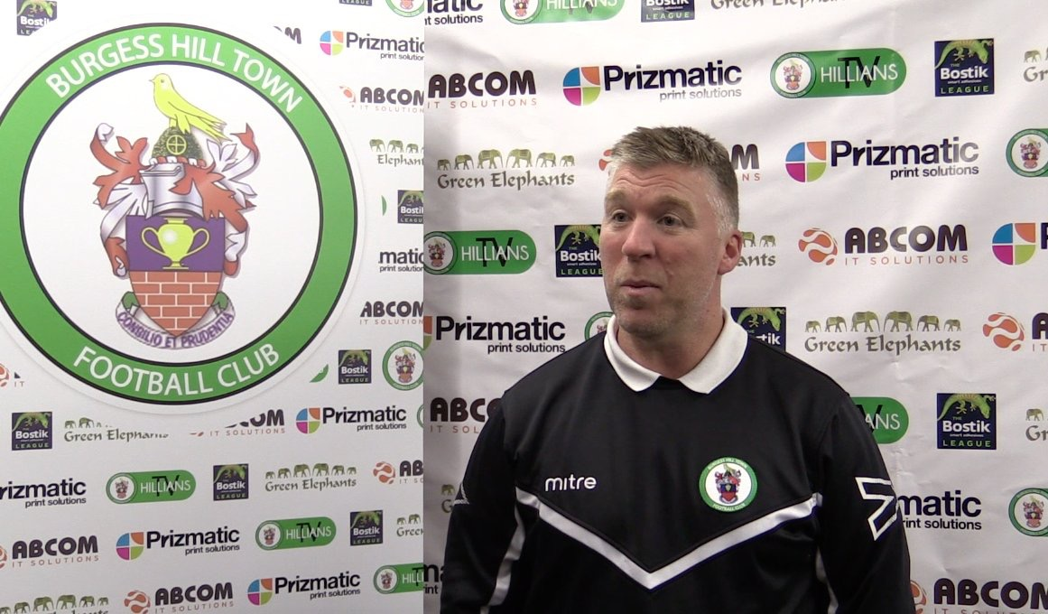 Reaction: Wormull On Horsham Friendly