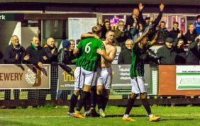 Highlights: BHTFC 3 Merstham 0