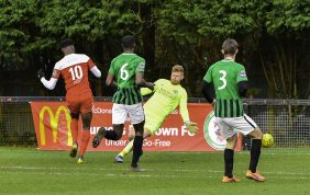 Highlights: BHTFC 0 Leatherhead 3