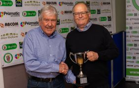 John Buck Wins Isthmian League Supporter Of The Season