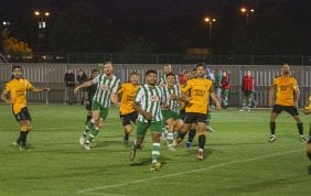 Report: Chichester City 0 Three Bridges 1