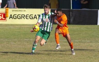 Gallery: Hartley Wintney FA Cup Away