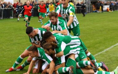 Report: Chichester City 1 Enfield Town 0