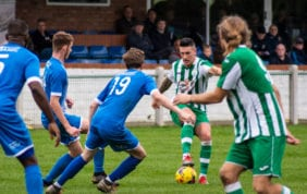 Report: Barton Rovers 4 Chichester City 2