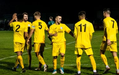 Report: VCD Athletic 0-3 Chichester City