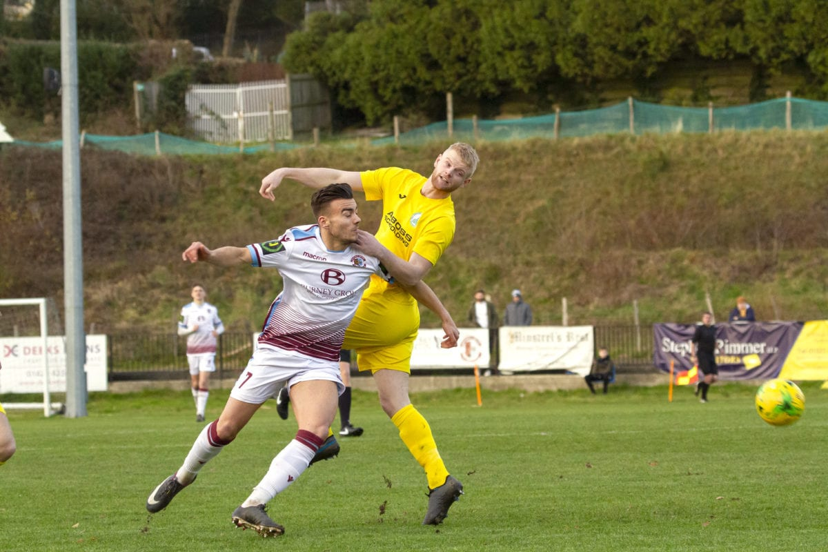 Hastings United 5-1 Chichester