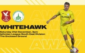 Whitehawk: Match Postponed