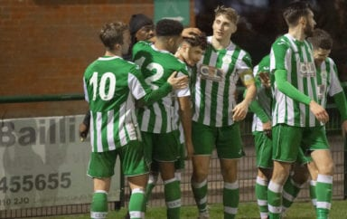 Report: Three Bridges 3-4 Chichester City