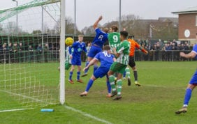 Report: Chichester City 2-1 Hythe Town