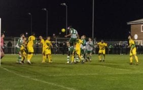 Chichester City 2-3 Ashford United