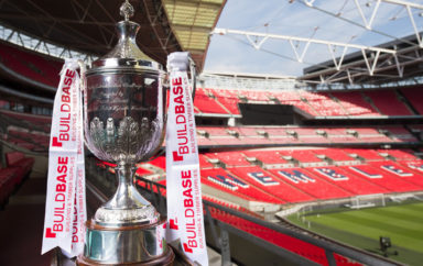 Coming Up: FA Vase This Saturday!