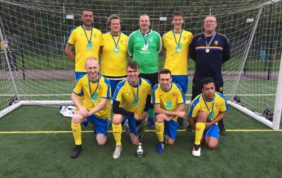 Disability Team Win West Ham Tournament