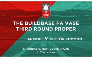 FA Vase: Sutton Common Rovers (H)
