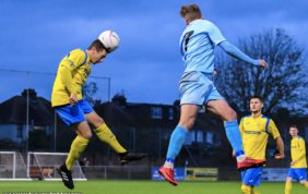 Lancing End Eastbourne's Unbeaten Run