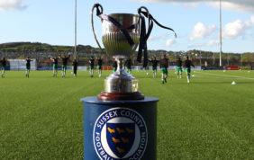 RUR Cup Semi Final At The Saffrons