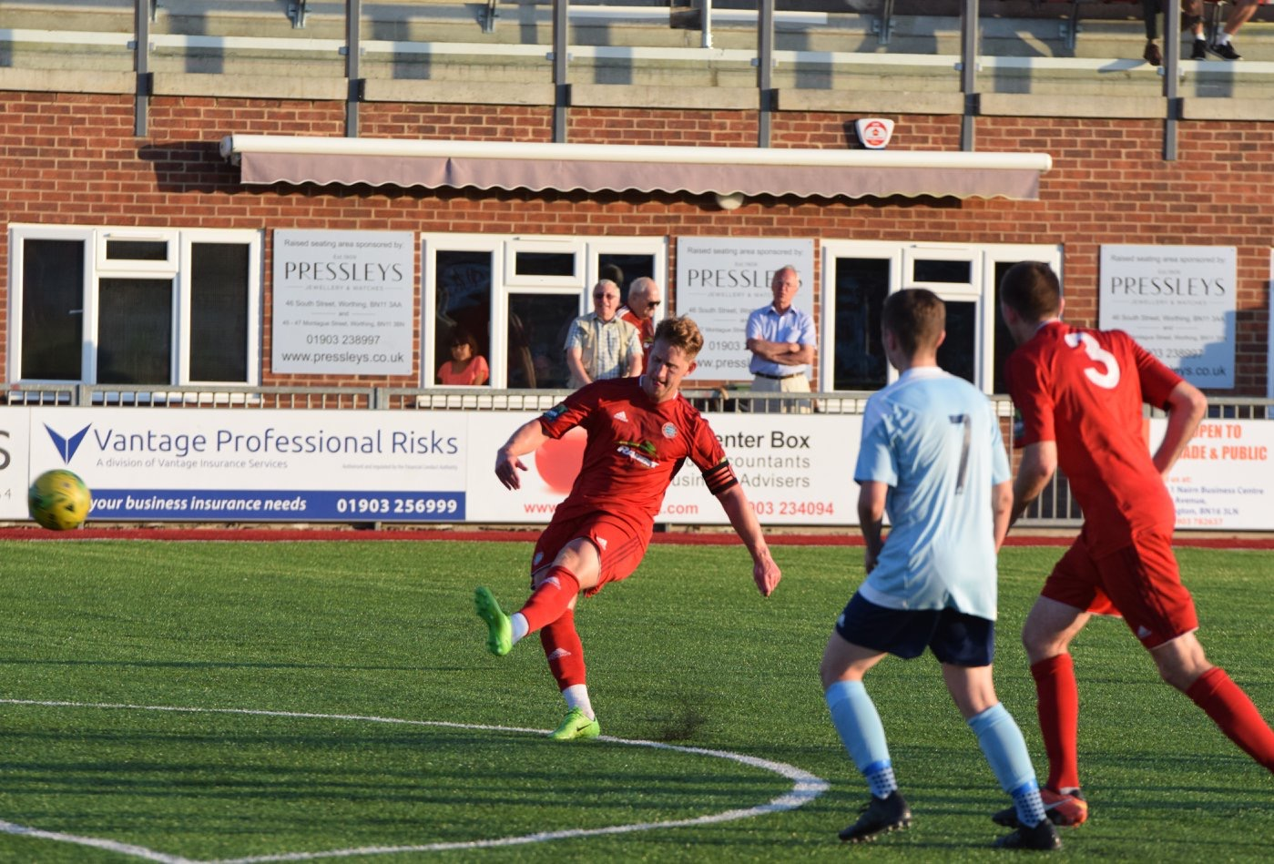 Gallery: Worthing United | Friendly