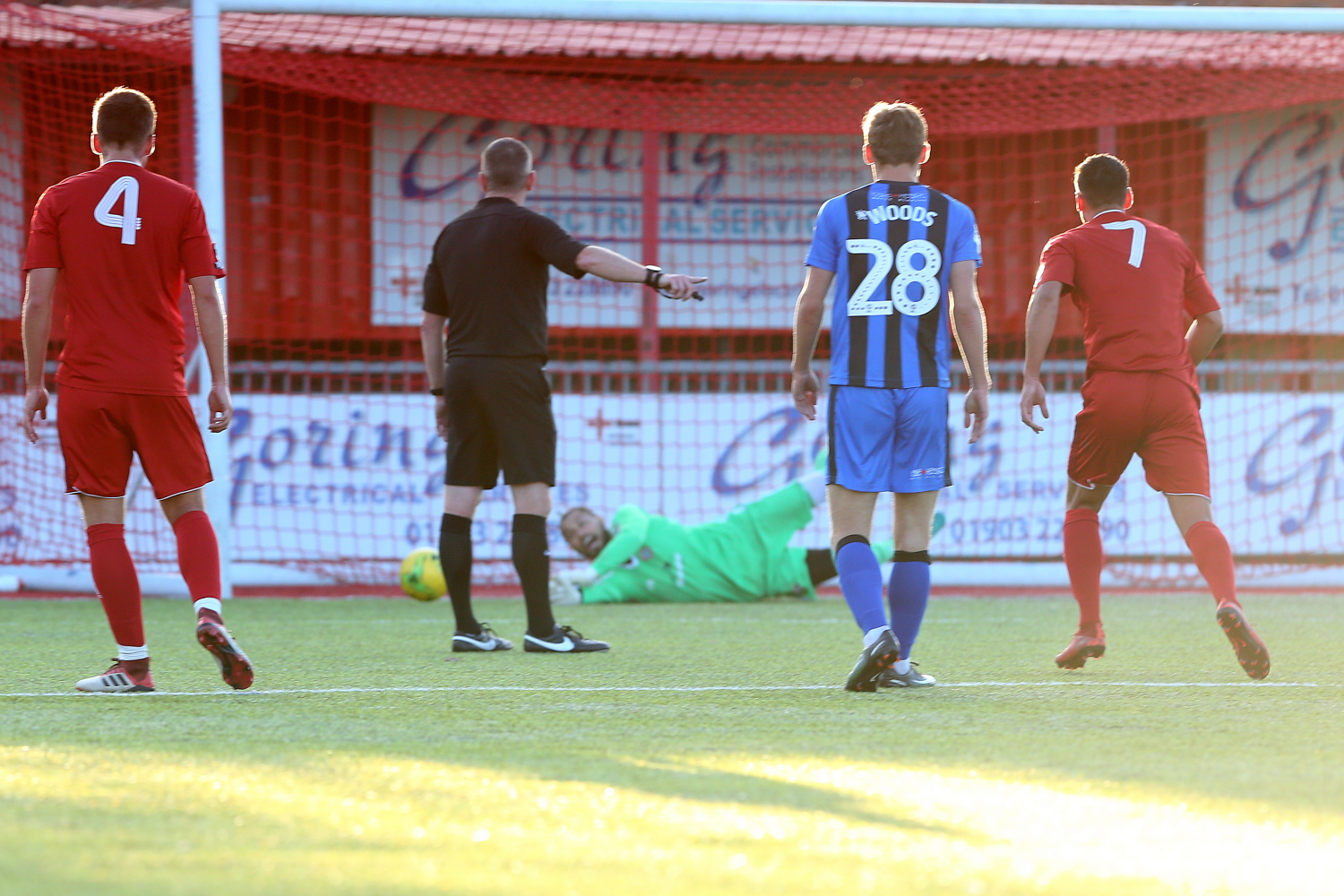 Covolan At The Double As Reds Shock Gills