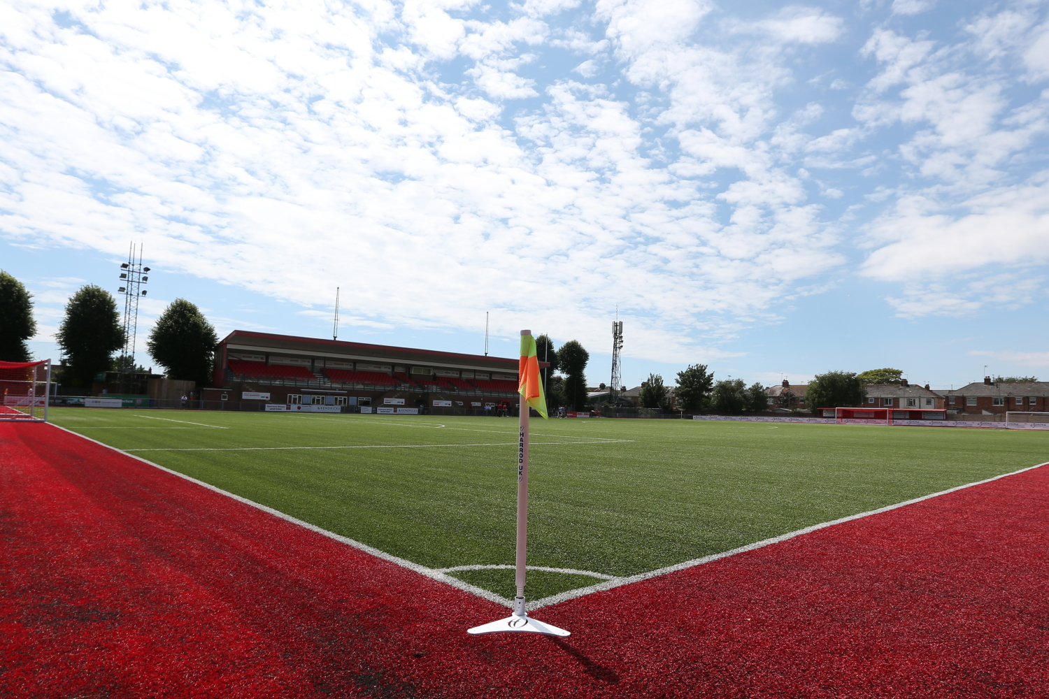 Worthing FC Temporarily Closed
