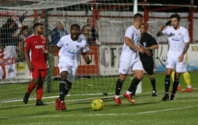 HIGHLIGHTS: Carshalton 1-2 Worthing [A] – League