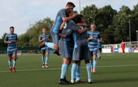 Gallery: Harlow Town [A] – League