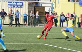 HIGHLIGHTS: Haringey Borough 1-2 Worthing [A] – League