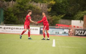 Gallery: Academy v Tooting & Mitcham [H] – League