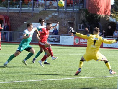 HIGHLIGHTS: Worthing 1-1 Leatherhead [H] – League