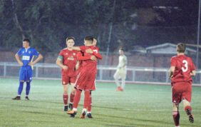 Gallery: U18 v Eastbourne Borough [H] – League