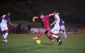Gallery: U18 v Cray Wanderers [H] – FA Youth Cup