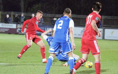 Gallery: Bedford Town [A] – FA Trophy