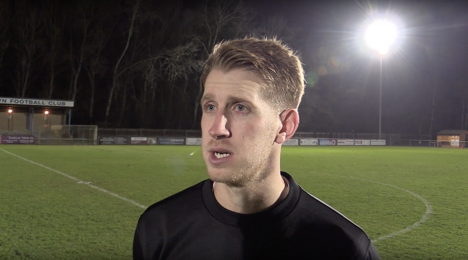 Post Match Interview: Bedford Town [A] – FA Trophy