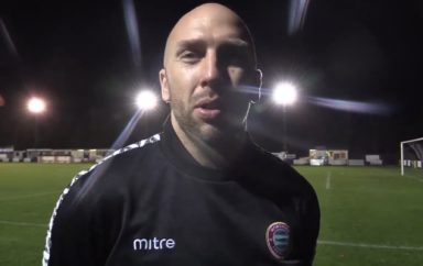 Post Match Interview: Tonbridge Angels [A] – League