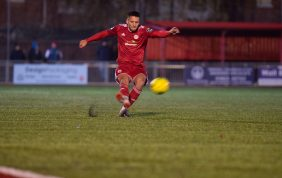 HIGHLIGHTS: Worthing 0-2 Haringey Borough [H] – League