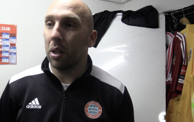 Post Match Interview: Bognor [H] – League