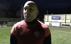 Post Match Interview: Burgess Hill [A] – League