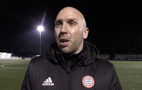 Post Match Interview: Margate [A] – League