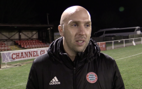 Post Match Interview: Whitehawk [A] – League