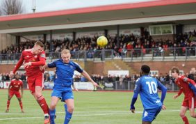 HIGHLIGHTS: Worthing 3-4 Lewes [H] – League