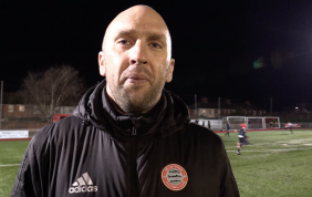 Post Match Interview: Lewes [H] – League