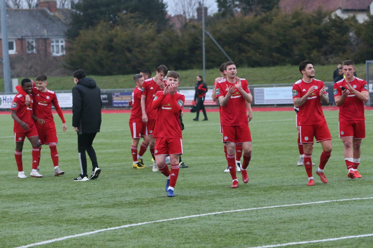 Worthing Keen To Tie Down Key Assets