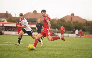 HIGHLIGHTS: Worthing 1-1 Brightlingsea Regent [H] – League