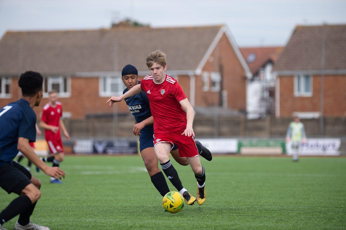 HIGHLIGHTS: Academy 3-2 Carshalton Athletic [H] – League